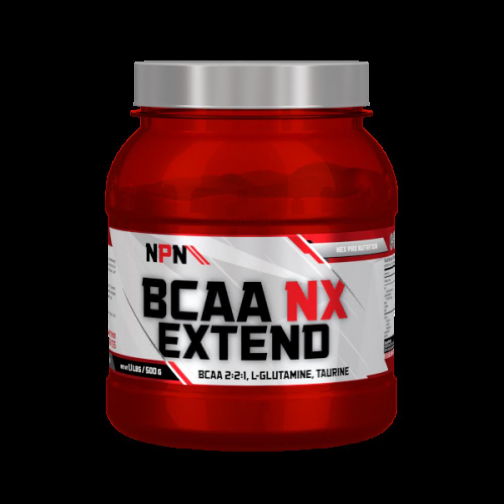 BCAA NX Extend 500g, Nex Pro Nutrition