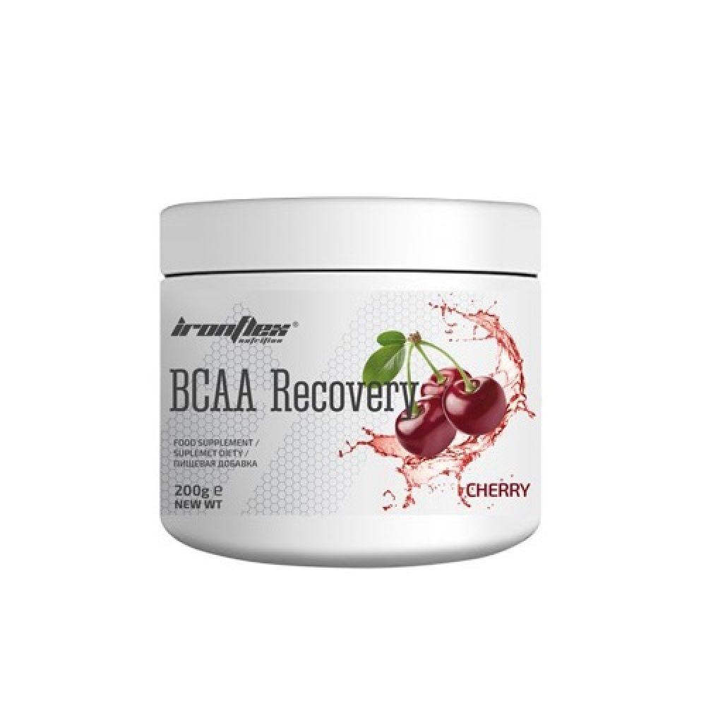 BCAA Recovery (BCAA + Glutamine) 200g, IronFlex