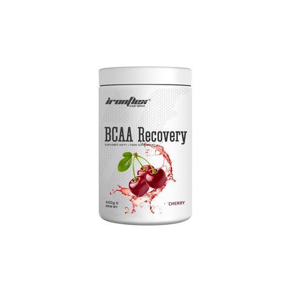 BCAA Recovery (BCAA + Glutamine) 400g, IronFlex