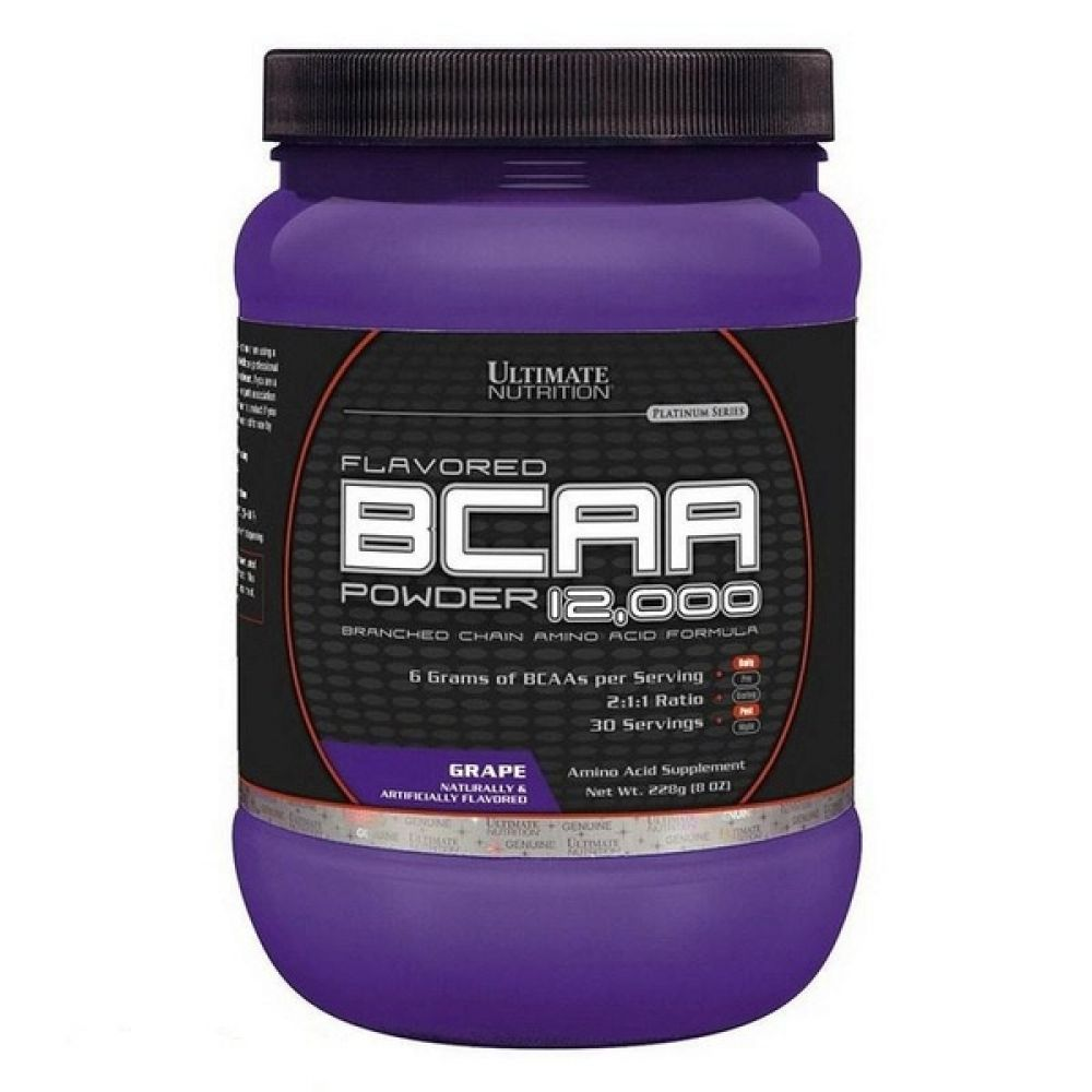 BCAA 12.000 Powder 228g, Ultimate Nutrition
