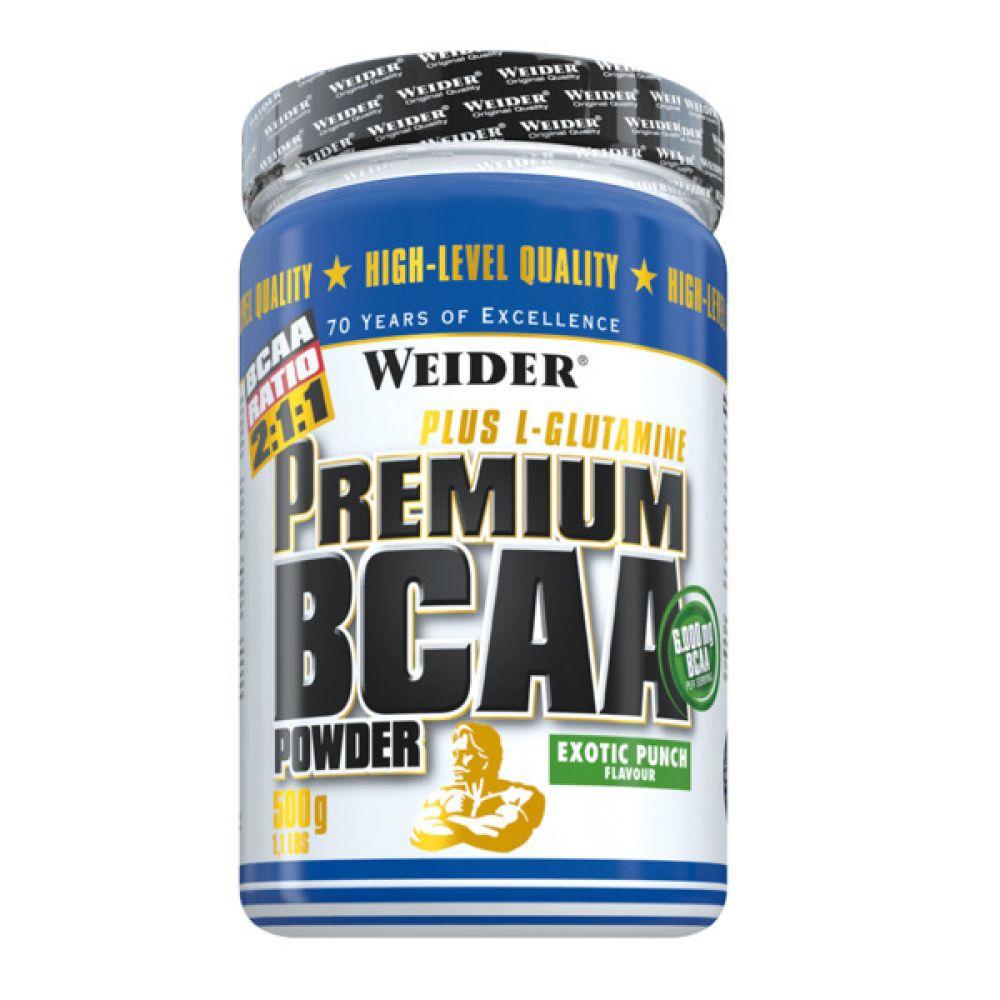 Premium BCAA Powder 500g, Weider
