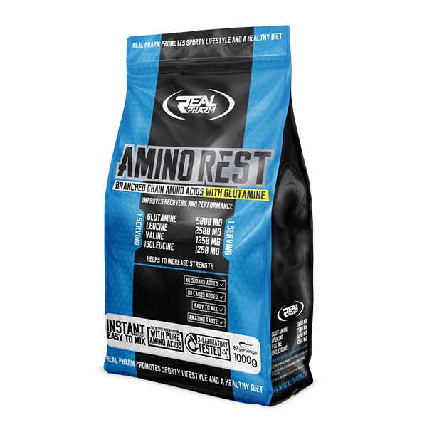 Amino Rest 1000g, Real Pharm