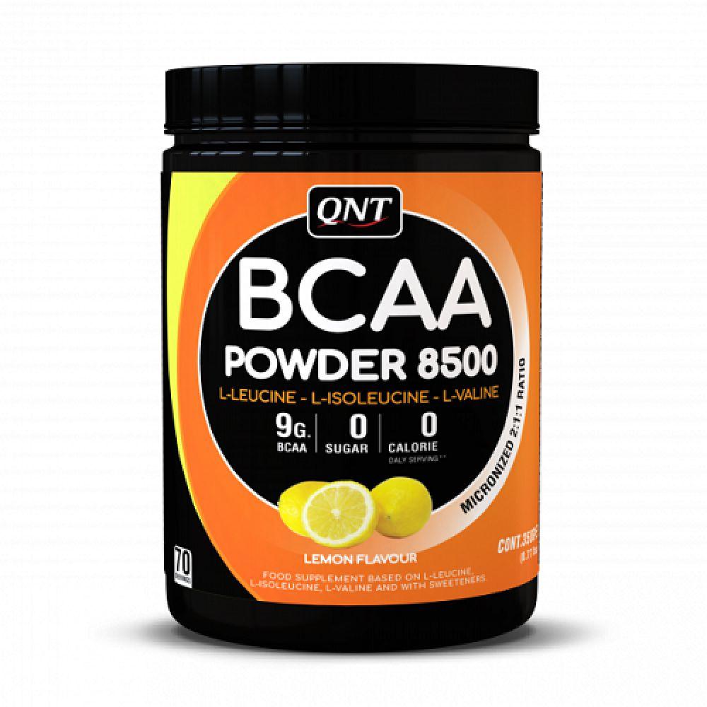 BCAA Powder 8500 350g, QNT