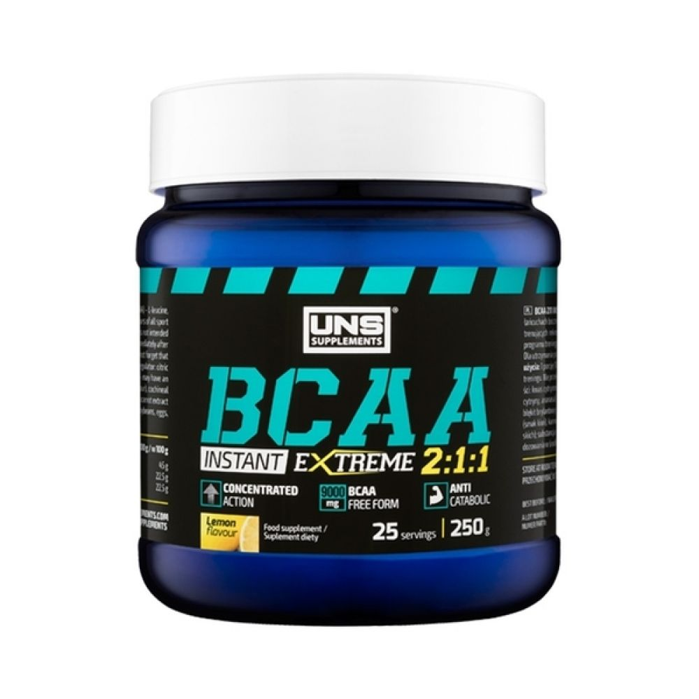 BCAA 2-1-1 Instant 500g, UNS