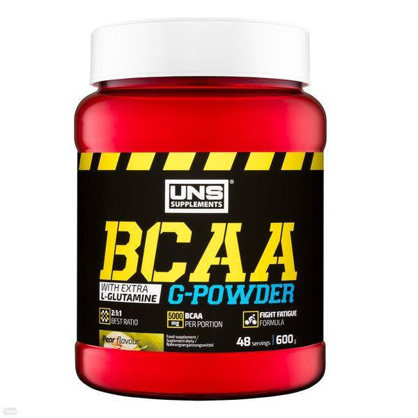 BCAA G-Powder 600g, UNS