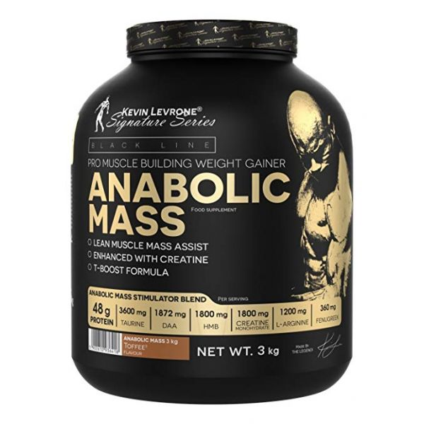 Anabolic Mass 3kg, Kevin Levrone