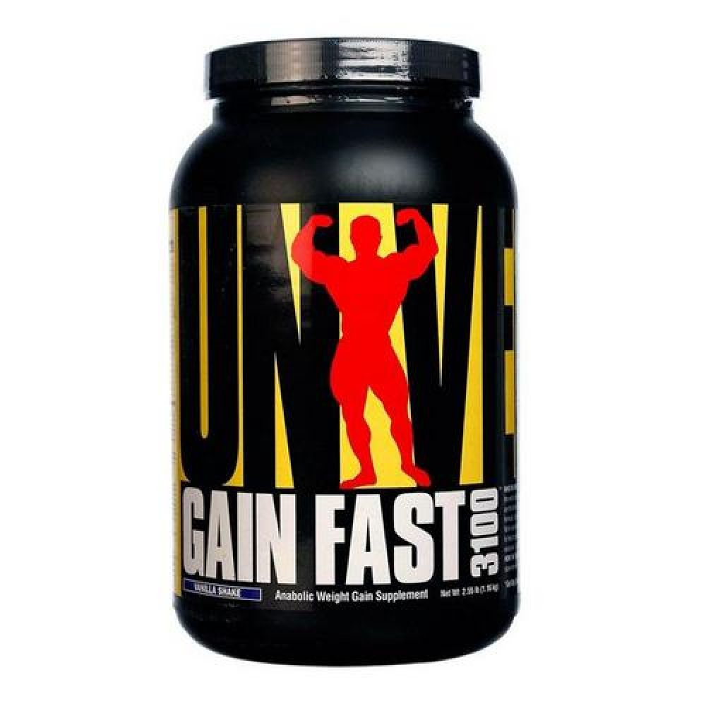 Gain Fast 3100 2300g, Universal Nutrition