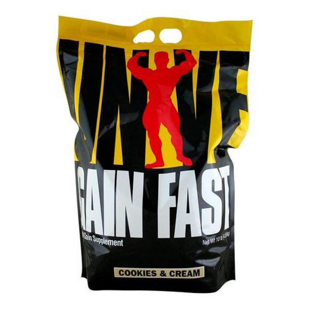 Gain Fast 3100 4500g, Universal Nutrition