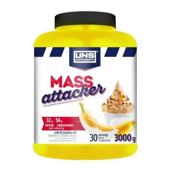 Gainer Mass Attacker 3000g, UNS