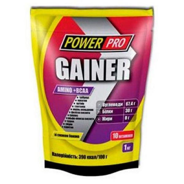 Gainer 1kg, PowerPro