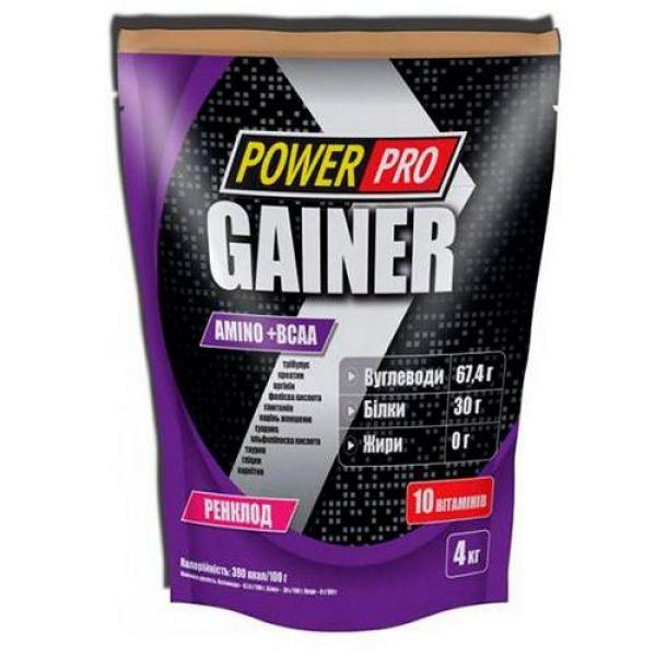 Gainer 4kg, PowerPro