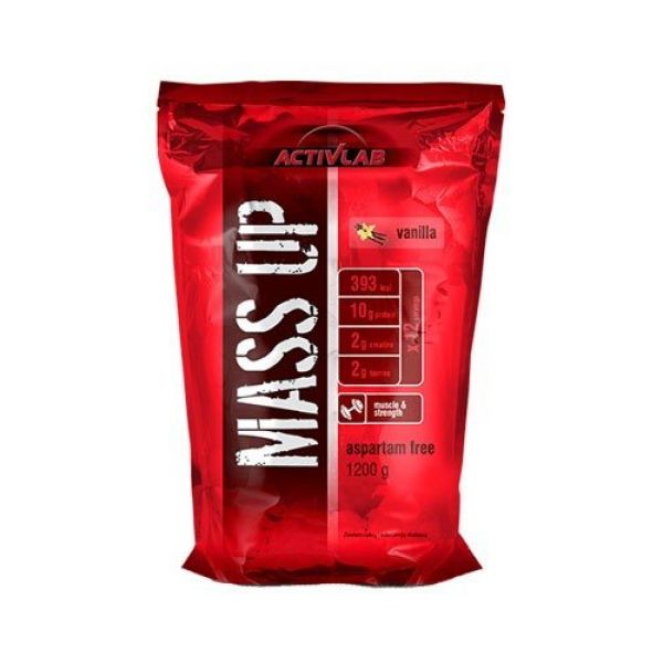 Mass up 1200g, Activlab