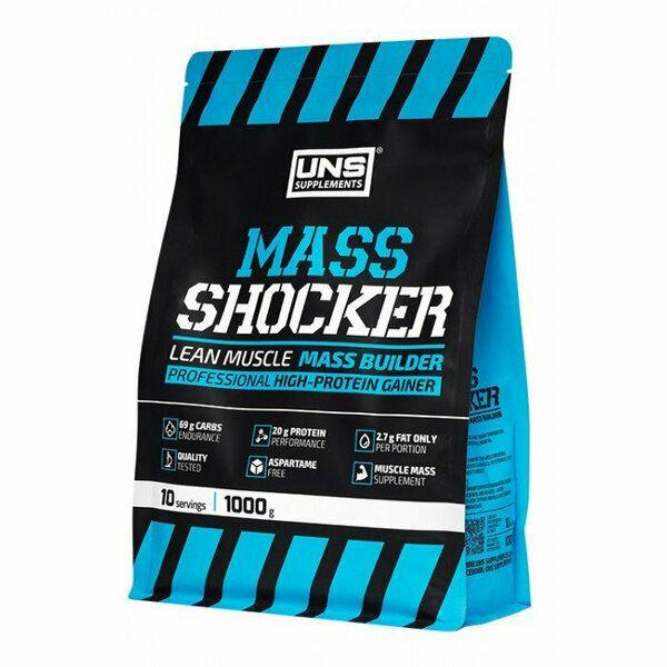 Mass Shocker 1000g, UNS