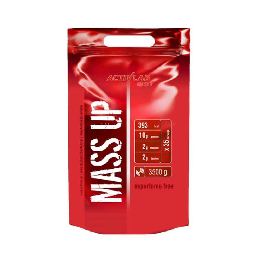 Mass up 3500g, Activlab