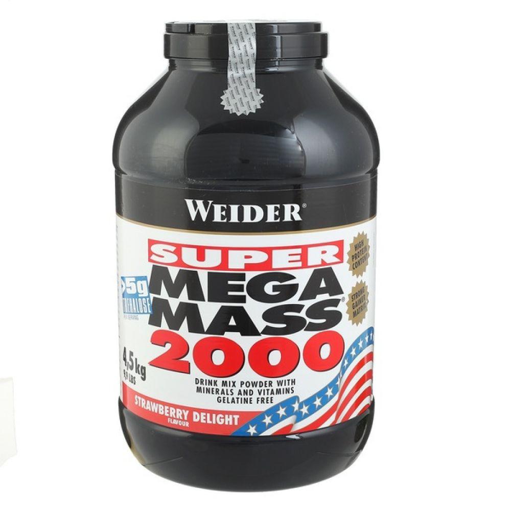 Mega Mass 2000 4500g, Weider
