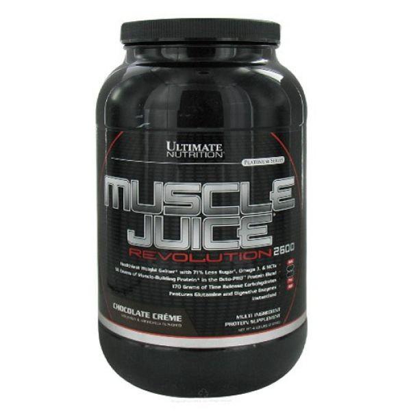 Muscle Juice 2600 Revolution 2,12kg, Ultimate Nutrition