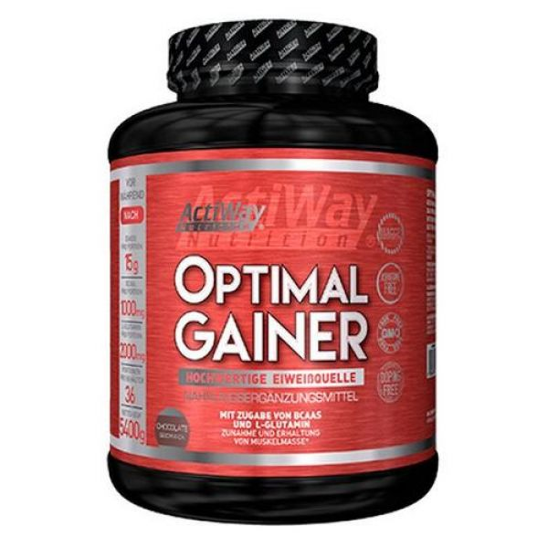 Optimal Gainer 5,4kg, ActiWay