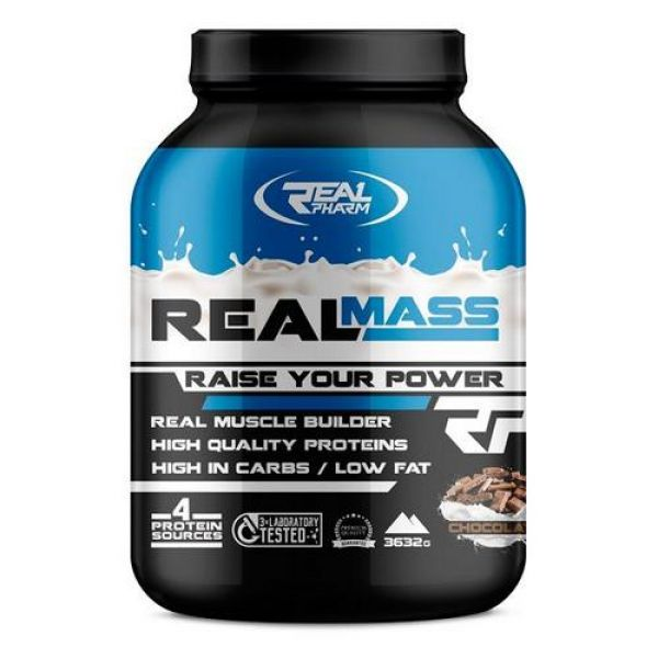 Real Mass 3632g, Real Pharm