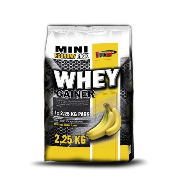 Whey Gainer 2.25kg, Vision Nutrition