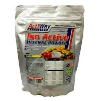 Iso Mineral Powder 600g, ActiWay