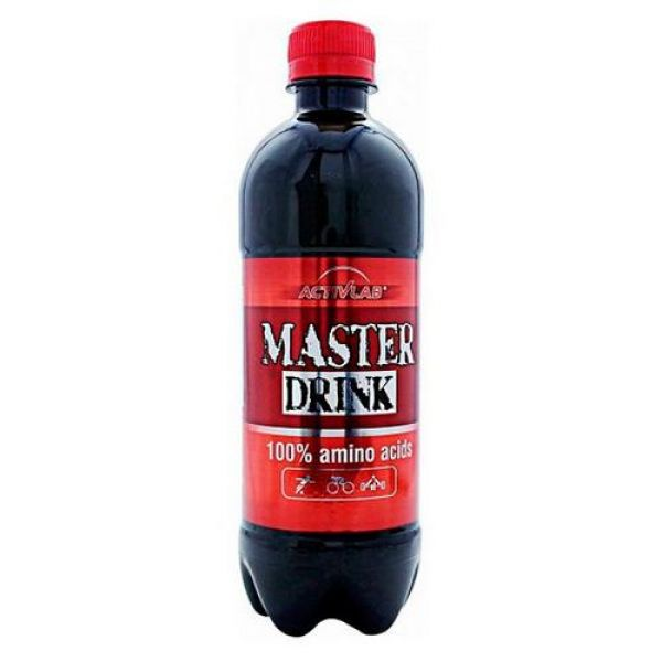 Master Drink 500ml, ActivLab