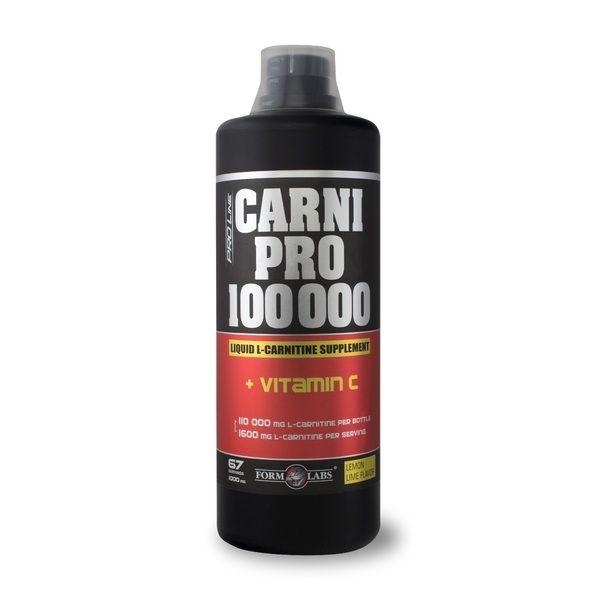 CarniPro 100.000 + Vitamin C 1000ml, Form Labs