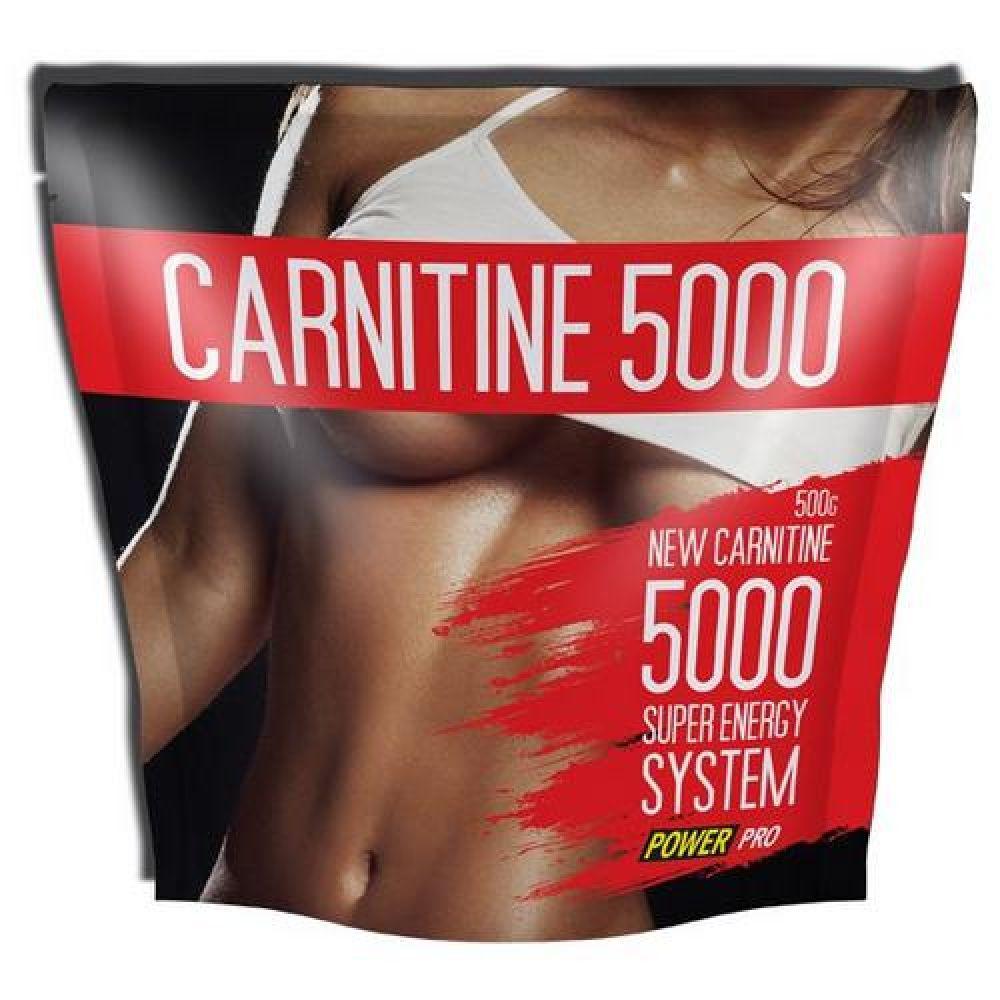Carnitine 5000 500g, PowerPro