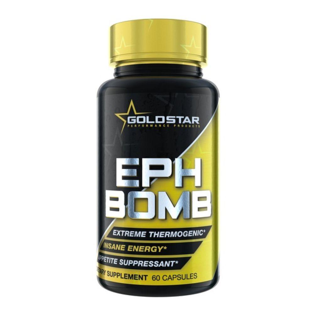 EPH Bomb 60caps, Gold Star