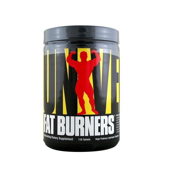 Fat Burners 100tab, Universal Nutrition