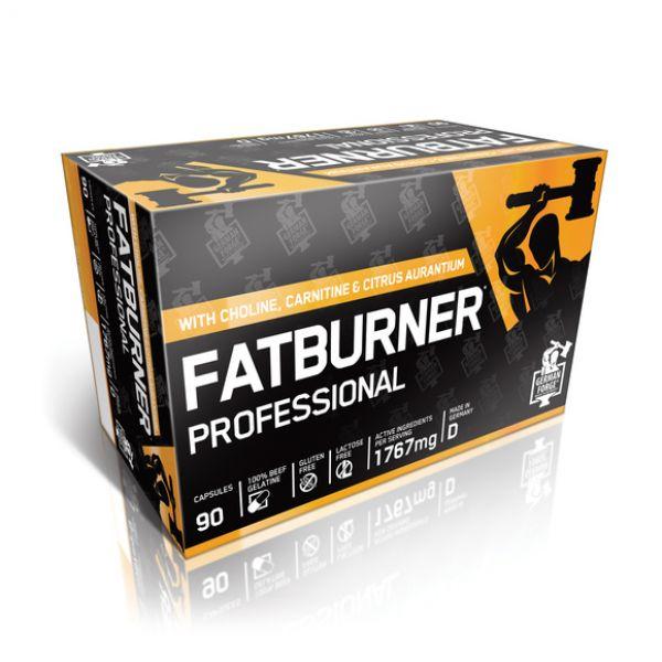 Fatburner Professional 90 caps, German Forge