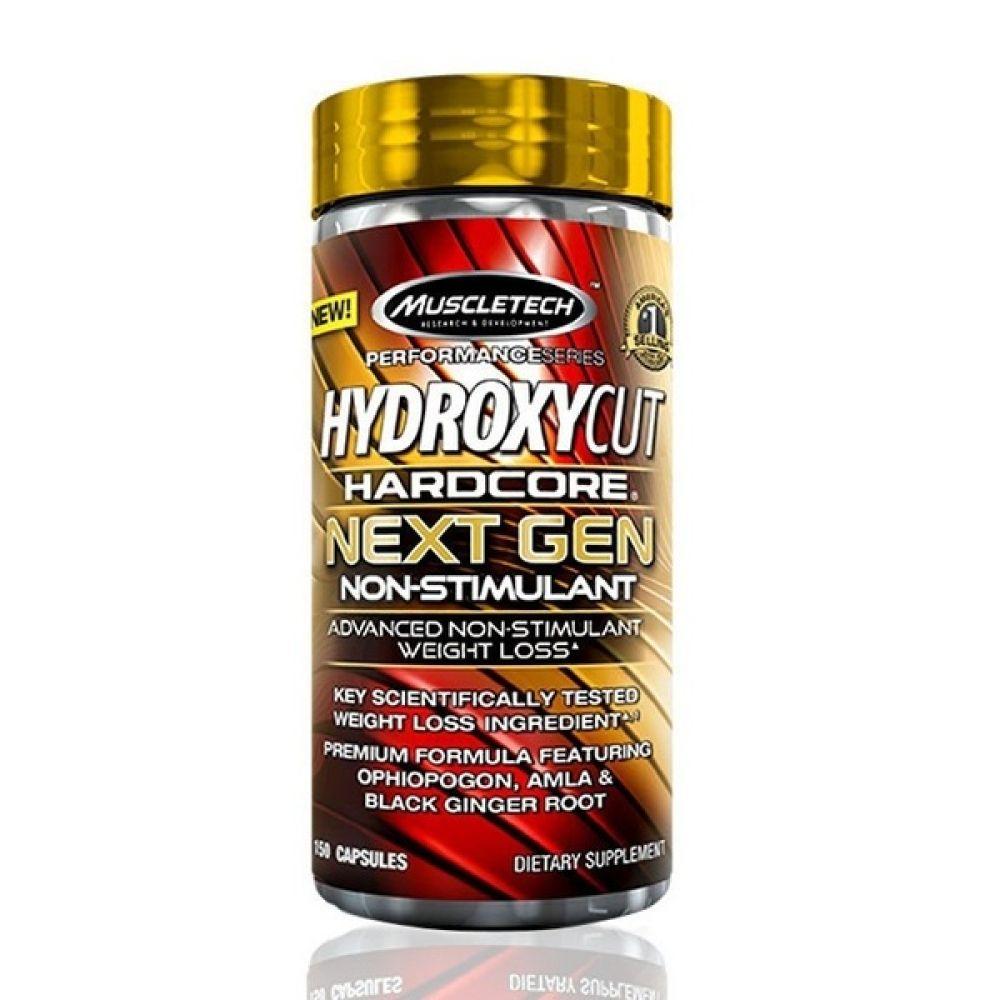 Hydroxycut Hardcore Next Gen 150 caps, MuscleTech