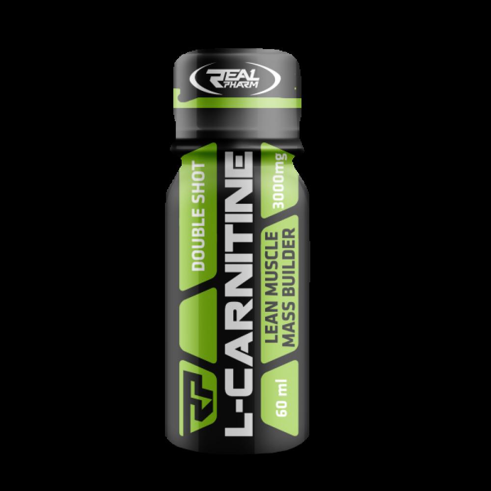 L-Carnitine Shot 3000ml, Real Pharm