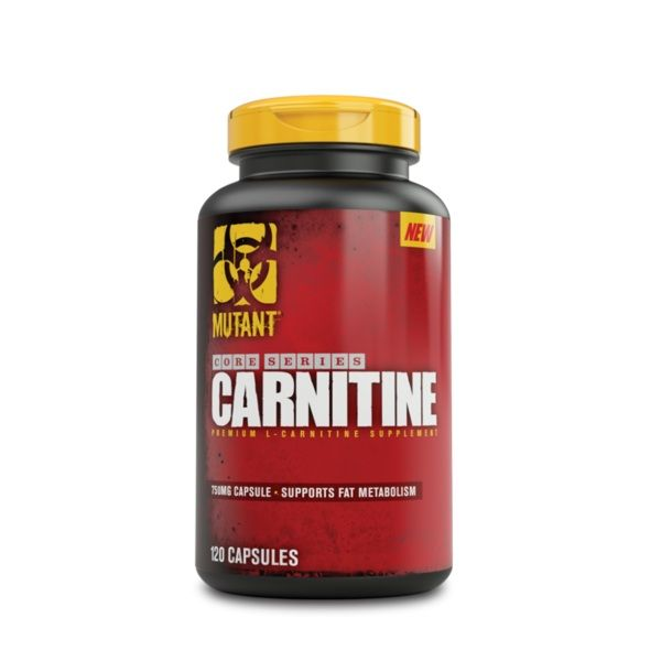 L-Carnitine 750mg 120 caps, PVL