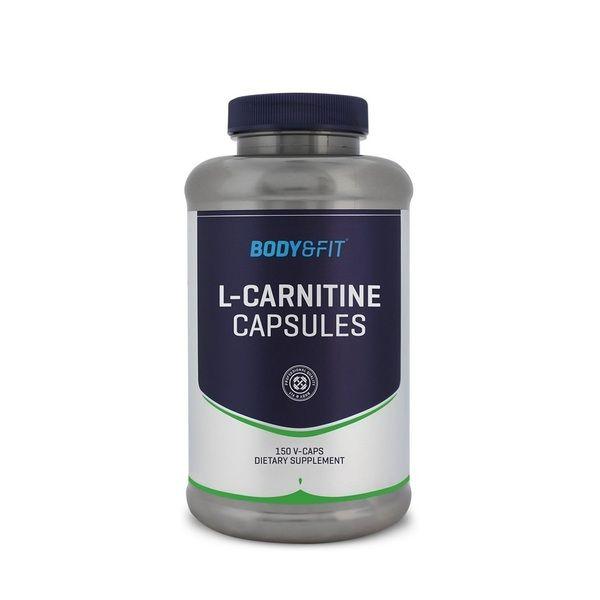 L-Carnitine 750mg 150 caps, Body&Fit