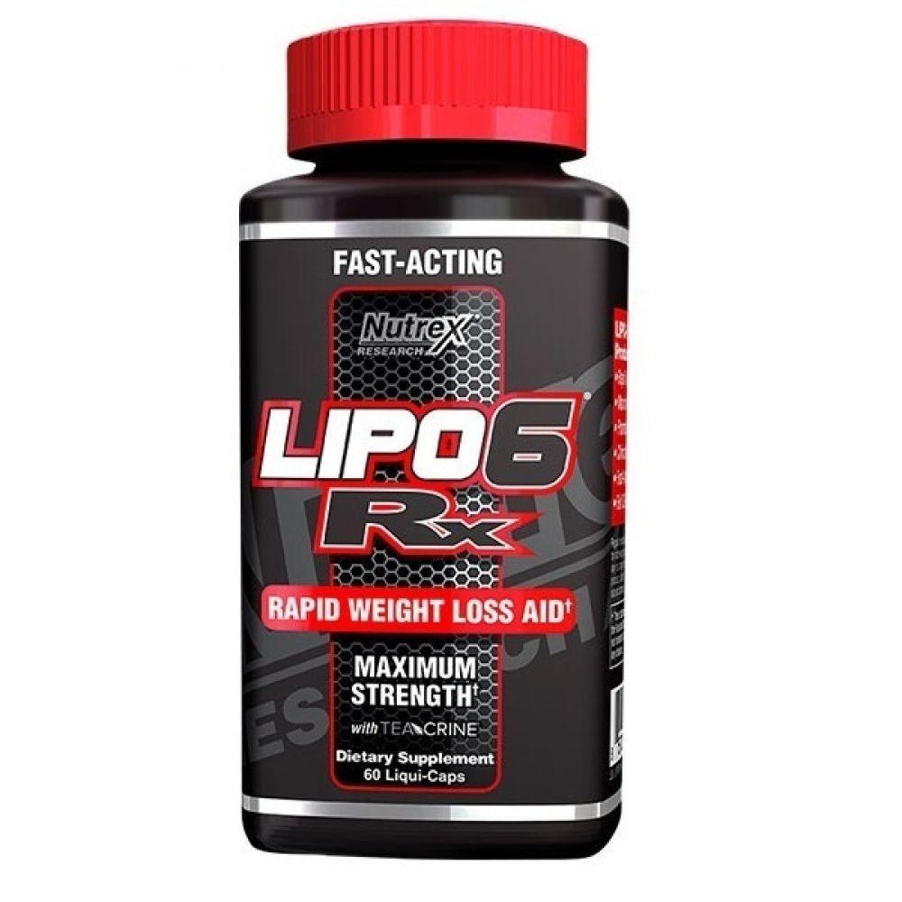 Lipo-6 RX 60caps, Nutrex
