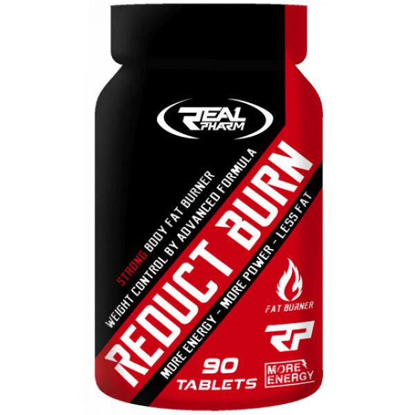 Reduct Burn 90 tabs, RealPharm
