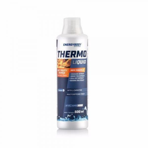 Thermo liquid 500ml, Energybody