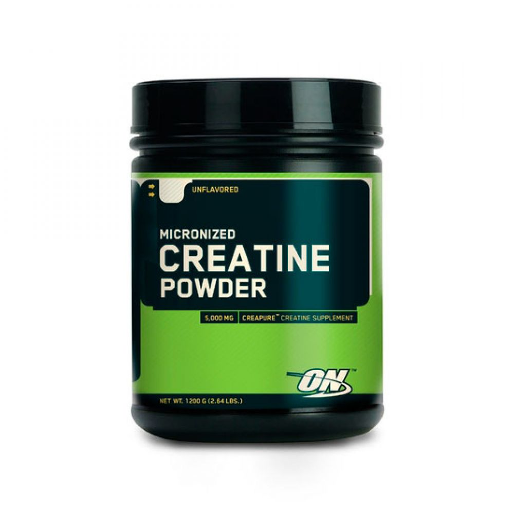 Creatine Powder 1200g, Optimum Nutrition