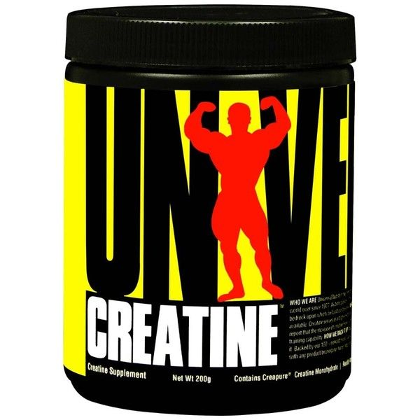 Creatine Powder 200g, Universal Nutrition
