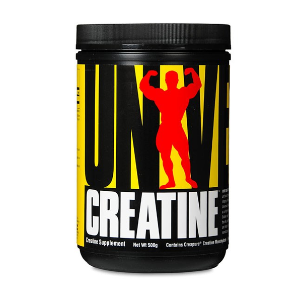 Creatine Powder 500g, Universal Nutrition