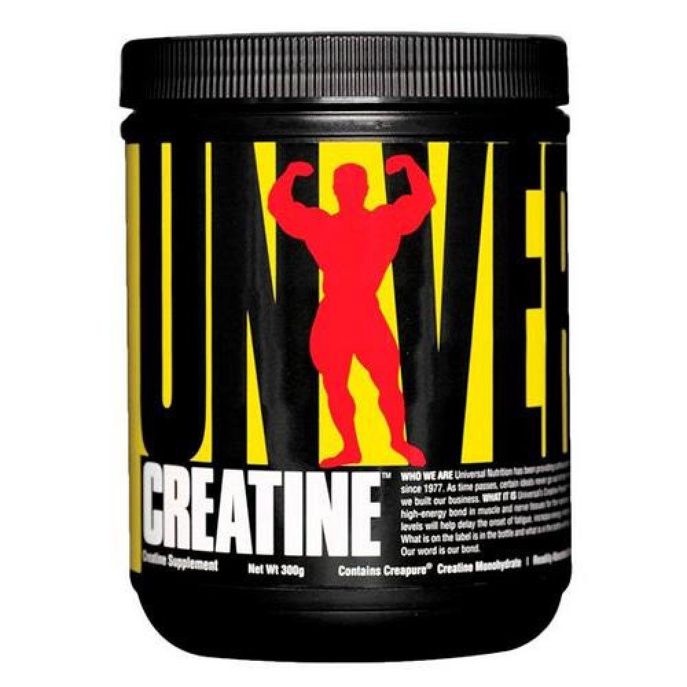 Creatine Powder 300g, Universal Nutrition