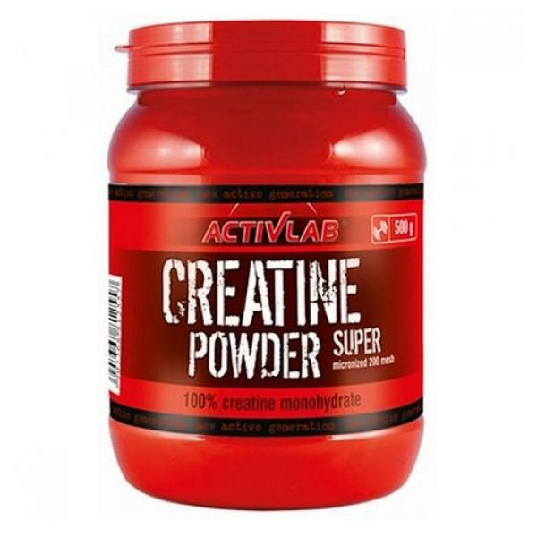 Creatine Powder 500g, ActivLab