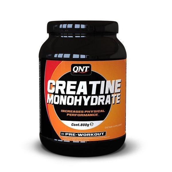 Creatine Monochydrate 800g, QNT