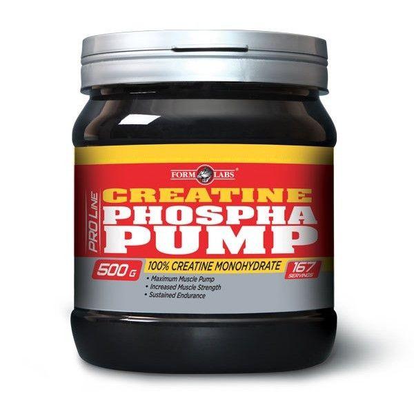 Creatine PhosphaPump 500g, Form Labs