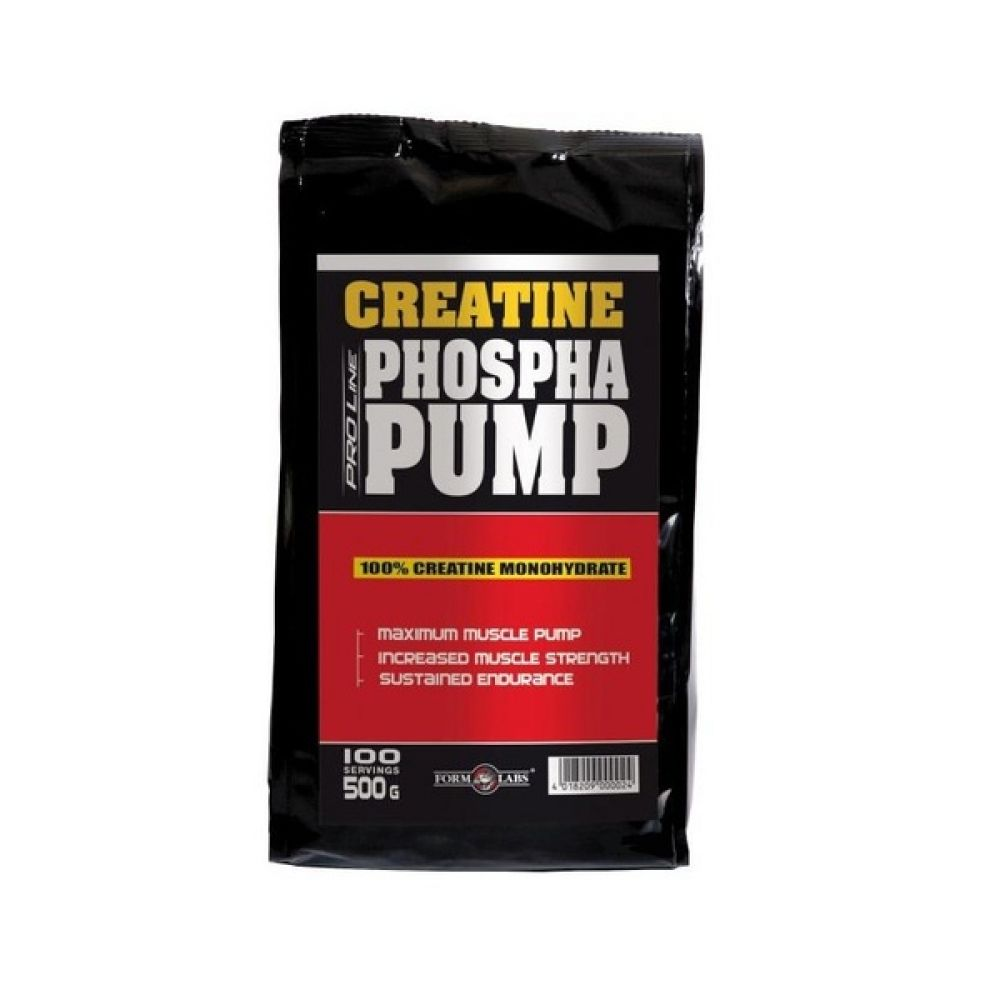 Creatine PhosphaPump 500g bag, Form Labs