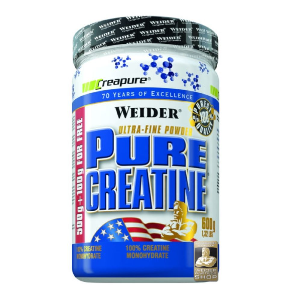 Pure Creatine 600g, Weider