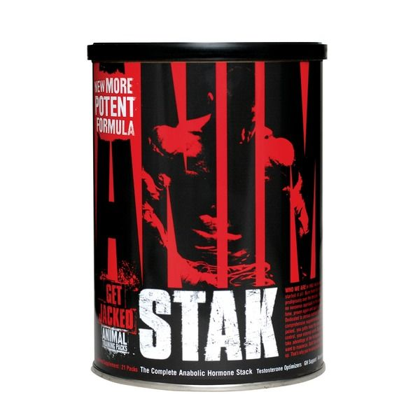 ANIMAL STAK 21 pak, Universal Nutrition