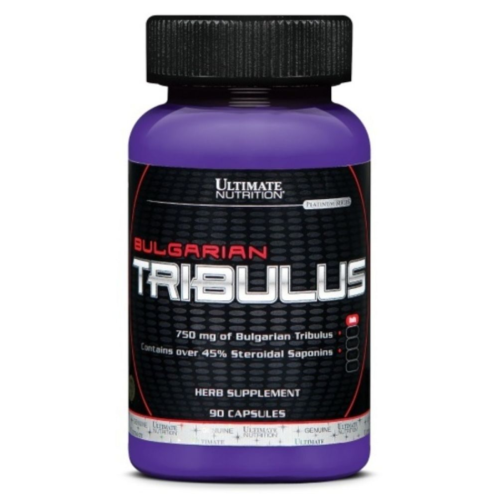 Bulgarian Tribulus Terrestris 90 Сaps, Ultimate Nutrition