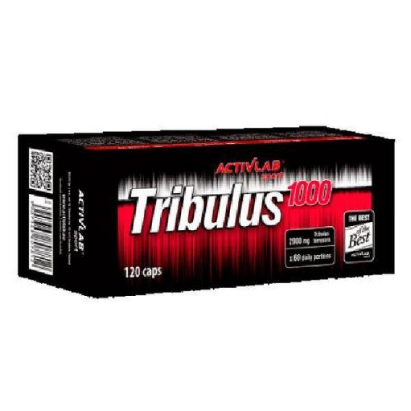 Tribulus 1000 120caps, ActivLab