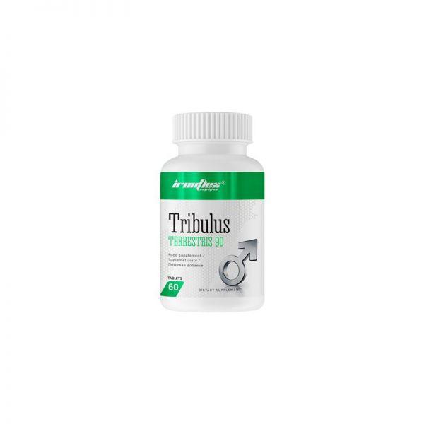 Tribulus Terrestris 90 60tab, IronFlex